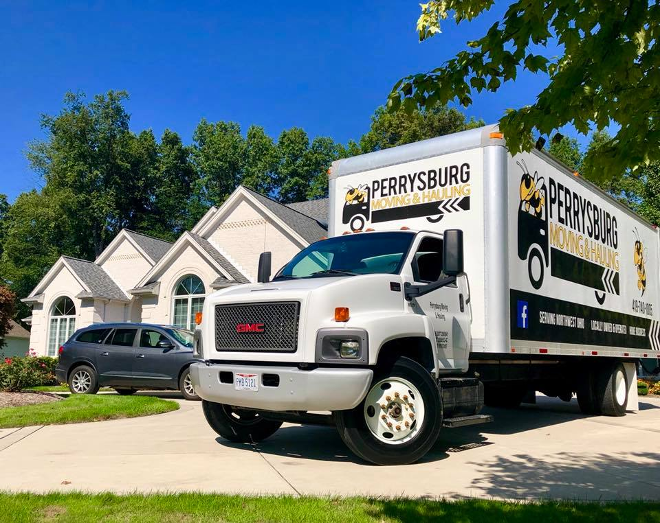 right moving company - perrysburg moving & hauling